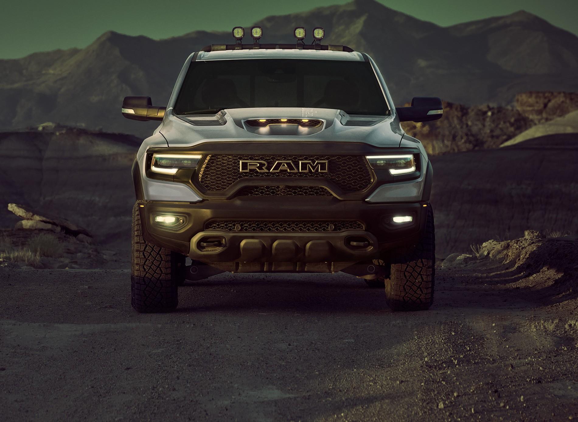 2021 RAM 1500 TRX at Maple Ridge Chrysler Jeep Dodge