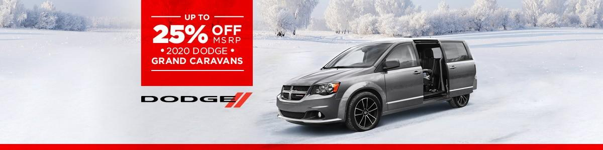 Dodge Discount Offers at Maple Ridge Chrysler Jeep Dodge in Maple Ridge