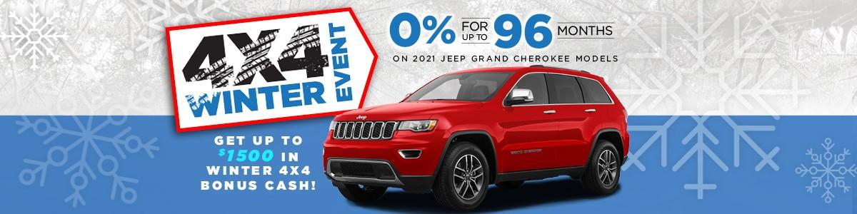 Jeep Discount Offers at Maple Ridge Chrysler Jeep Dodge in Maple Ridge